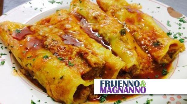 I Cannelloni di Mare sono una ricetta di mare gustosa e leggera, ottima anche per riciclare del pesce avanzato o come svuota frigo.