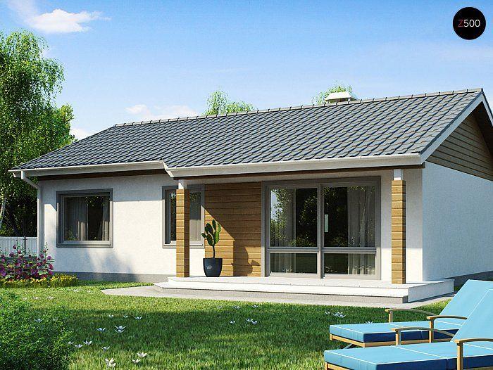 Проекта дома Z7 - фото 1