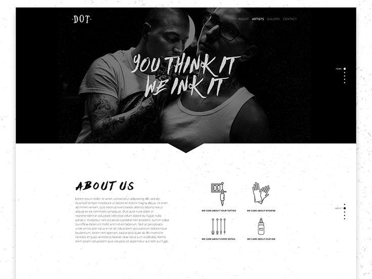 ·DOT· Tattoo Studio by Paulina Jadeszko