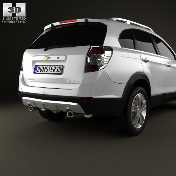 Chevrolet Captiva 2012 Carros