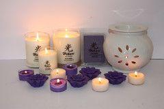 Aromatherapy Lavender Candle Gift Box - Hikari Candles