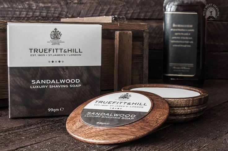 Truefitt & Hill SANDALWOOD Shaving Soap - 99g