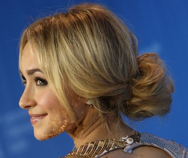 Wedding Hairstyles Examples: How To Do A Perfect Messy Bun: 30 Examples