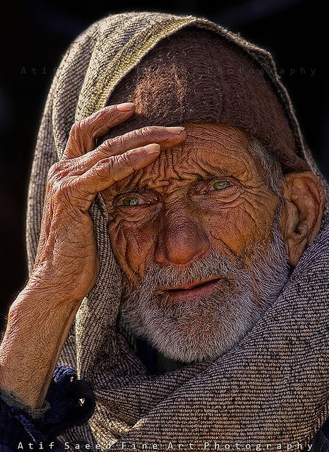 """Sad Past"" Baba Jee . Year 2009, Pakistan | Flickr - Photo Sharing!"