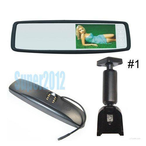 Вид сзади автомобиля система для KIA K2 с жк-монитор зеркала заднего вида монитор бесплатная доставка продажа