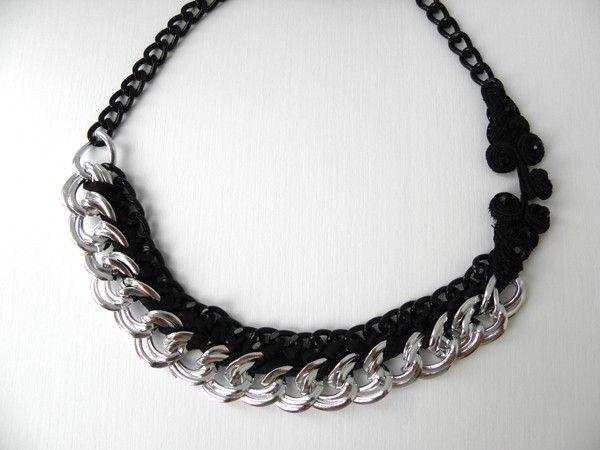 SASHaccessories statement necklace