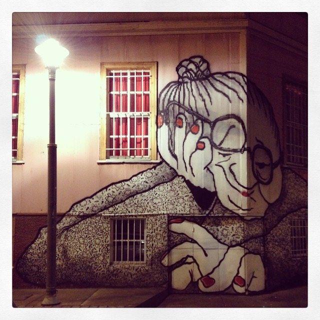 #Valparaíso mágico #chile