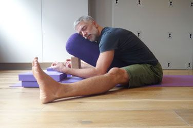 17 best images about yoga yin mfr and restorative