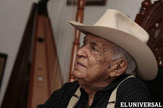 Hoy otorgan a Juan Vicente Torrealba el Grammy honorífico 19-11-2014