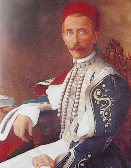 Δημήτριος Αινιάν (21 Νοεμβρίου 1800 - 25 Σεπτεμβρίου 1881), Έλληνας αγωνιστής της επανάστασης του 1821, λόγιος, δικαστικός και πολιτικός. Iδιαίτερος γραμματέας του Γεώργιου Καραϊσκάκη (του οποίου ήταν ο πρώτος βιογράφος)