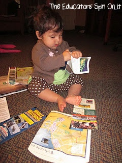 Keep Baby Occupied!! & Other Hotel Room Boredom Busters for Kids