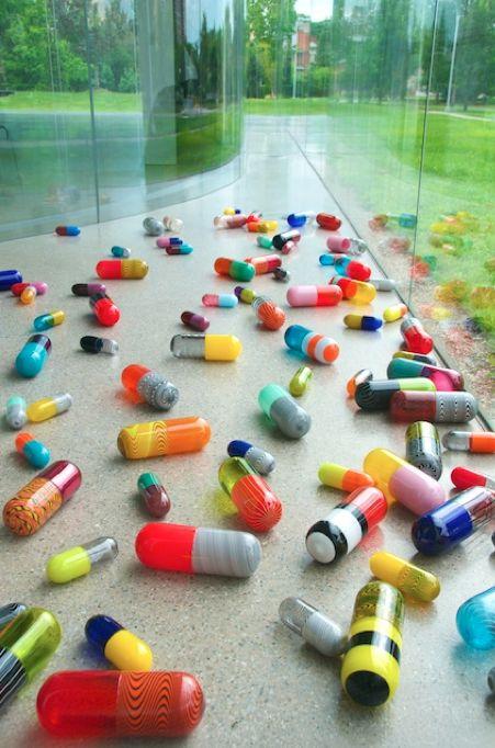 Pill Spill | Beverly Fishman