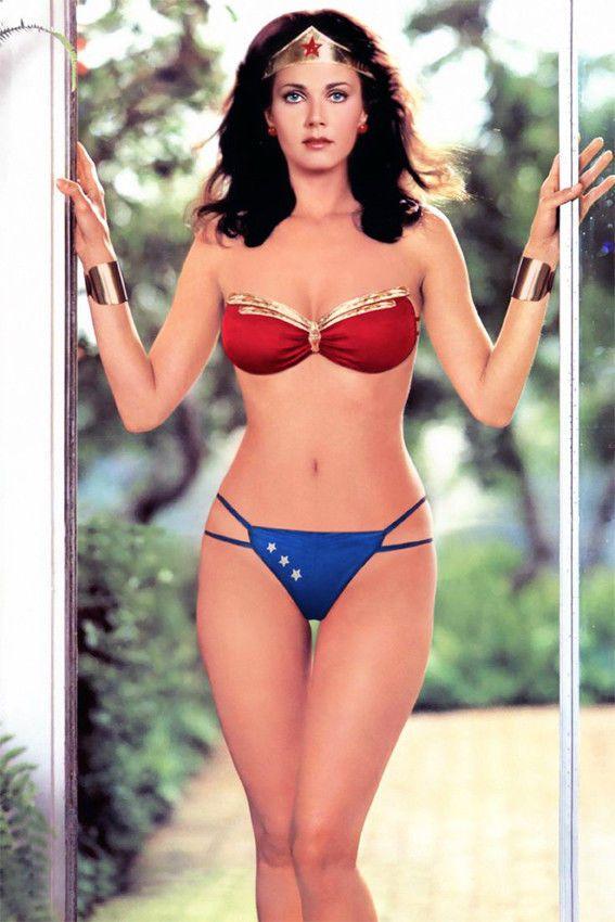 e33c285c2c LINDA CARTER WONDER WOMAN SEXY HOT Celebrity photo 8