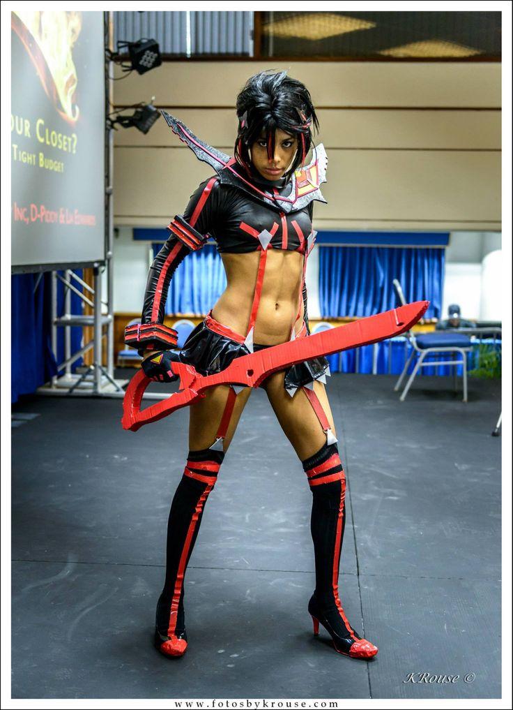 Ryuuko Matoi ( Life Fiber Synchronization Senketsu) Kill la Kill