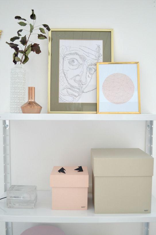Hay box box and Salvador Dali