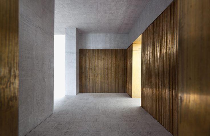 Erweiterung Kunsthaus Zürich, Ute Zscharnt for David Chipperfield Architects
