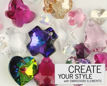 Swarovski Elements that will be available.