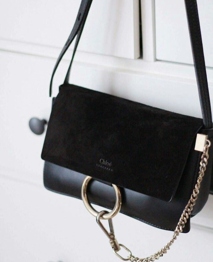 L'indispensable de Chloé bientôt disponible sur Leasy Luxe // www.leasyluxe.com #chloe #black #leasyluxe