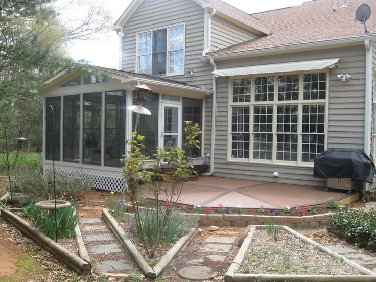 41 best images about raleigh durham porch builder on for Enclosed porches and sunrooms