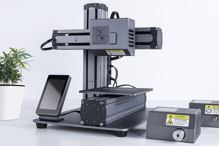 https://www.theverge.com/2017/3/10/14881310/snapmaker-modular-3d-printer-a-cnc-machine-laser-cutter-kickstarter