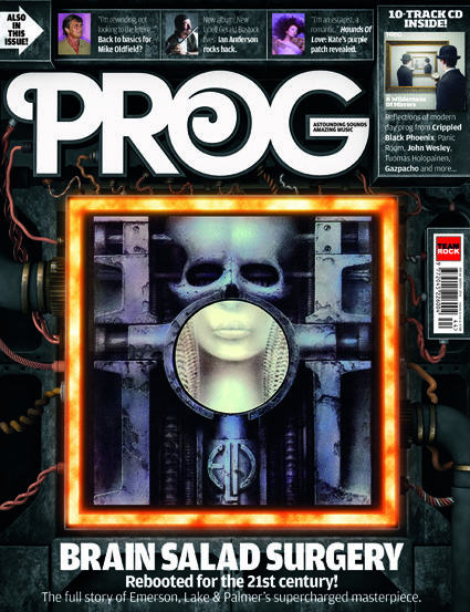 Top magazine that gives me insight into new and exciting music as well as features of the prog rock legends from the 70' and onwards...