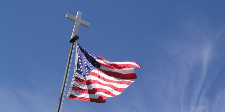 Republican Party candidates like to say that America is a Christian nation. It turns out most Republicans are willing to make that official.  Fifty-seven percent of Republicans support establishing Christianity as the national religion of the Unite...