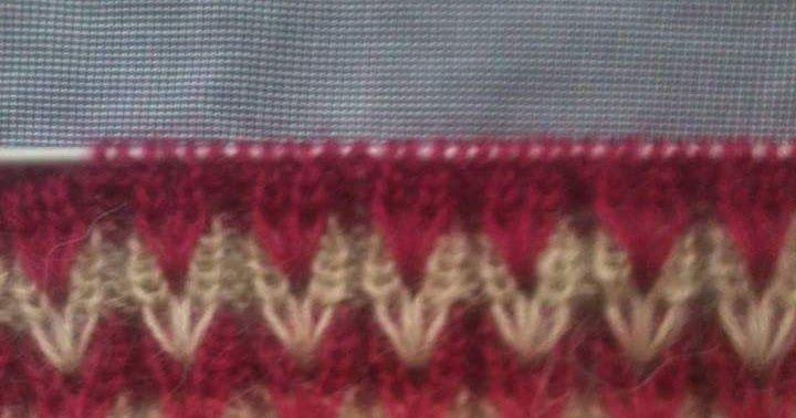 knitting, technical,free pattern