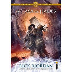 Livro - A Casa de Hades: Coleção Os Heróis do Olimpo - Volume 4