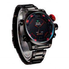 https://ulber.ru/chasy/weidesw  Часы WEIDE Sport Watch – это элегантные и стильные часы, завоевавшие популярность по всему миру у любителей активного отдыха и занятий спортом. Этот аксессуар станет незаменим для целеустремленного и энергичного мужчины!    Что такое часы WEIDE Sport Watch?  Часы WEIDE Sport Watch – это ультрамодные часы, разработанные в Японии специально для занятий спортом, в том числе экстремальными видами.    Часы созданы по эксклюзивной технологии, обеспечивающую их…