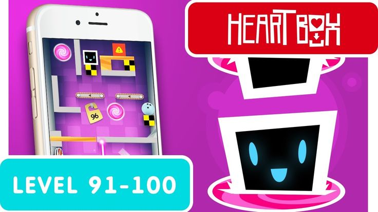 Official Heart Box Walkthrough Level 91-100