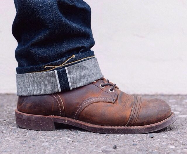 how to look after redwing iron rangers