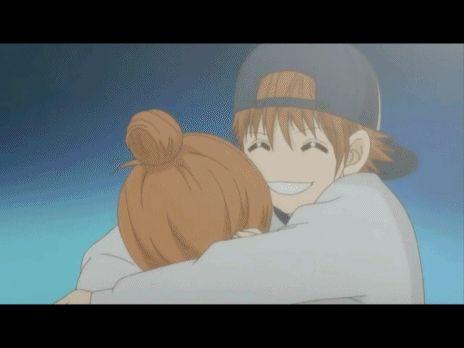 bokura ga ita gifs | ... Yano Motoharu and Nana Takahashi from Bokura ga ita.— ialwaysgetaten