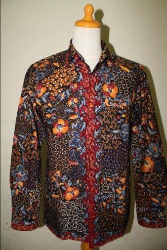 Kemeja Batik Tulis Lasem #tigonegeri #vintage #art #batik #kemejabatik #exclusive #mensclothing #batiktulis