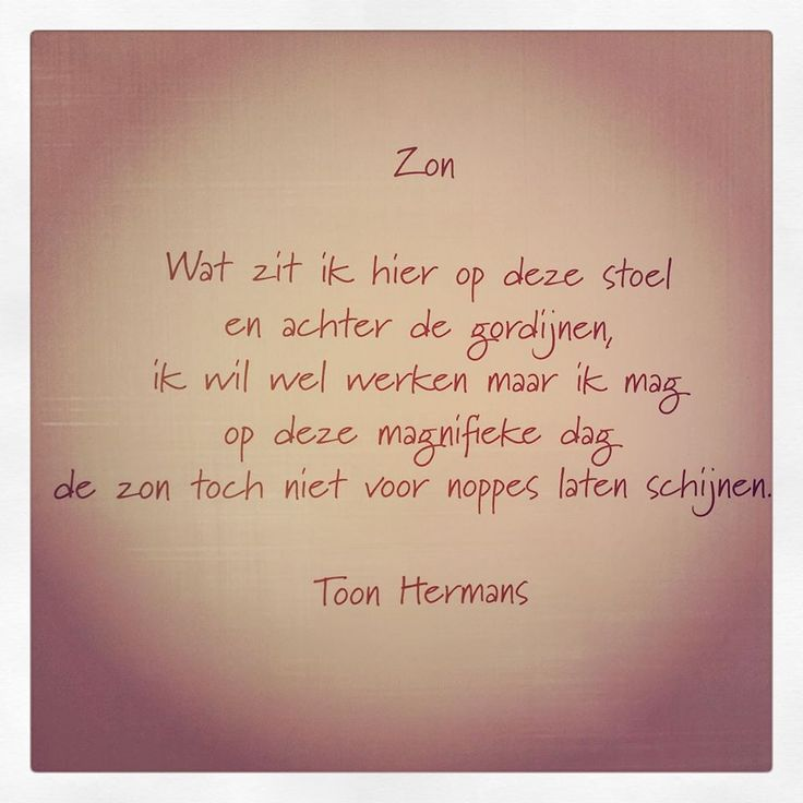 Extreem 43 best Toon Hermans. images on Pinterest | Poem, Poems and Poetry FH53