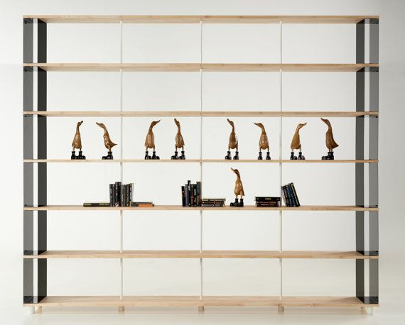 modular bookcase skaffa wood solid wood b cherregal massiv. Black Bedroom Furniture Sets. Home Design Ideas
