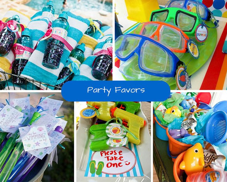 Pool Party Ideas Kids baby pool party ideas Check Out These Pool Party Ideas