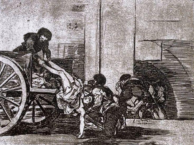 Μεταφορά στο νεκροταφείο (1812-15)