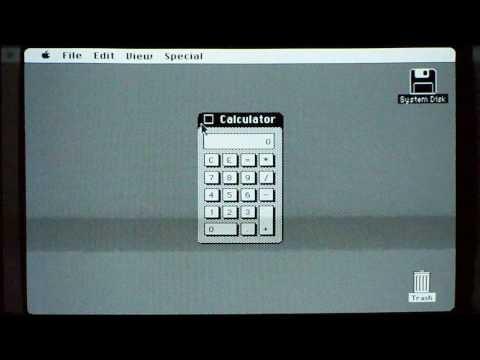 1984 Apple Macintosh 128k the Legend  (HD)