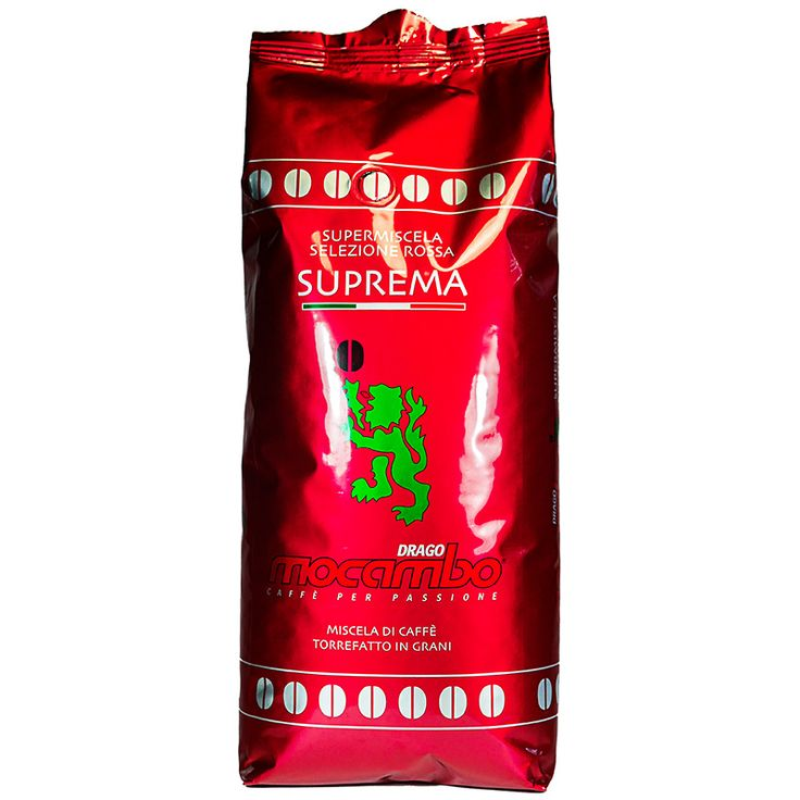 Mocambo Suprema 1kg Bohnen - Espresso Kaffee