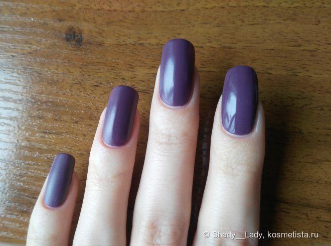 Фиолетовый бархат Orly Purple Velvet — Отзывы о косметике — Косметиста