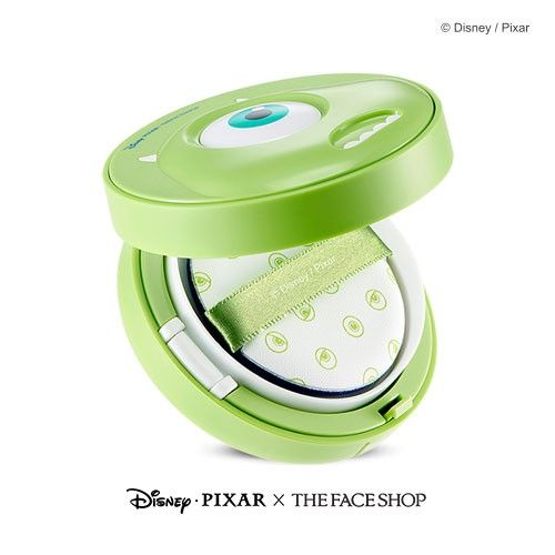 THE FACE SHOP-THE FACE SHOP x Disney PIXAR Monsters, Inc. CC Longlasting SPF42…