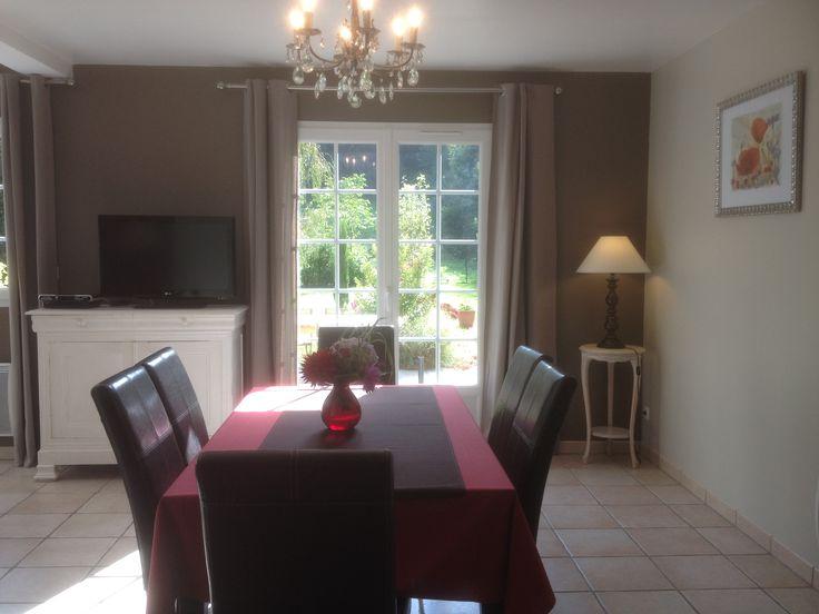 La salle à manger Le Clos du Hêtre, dining room