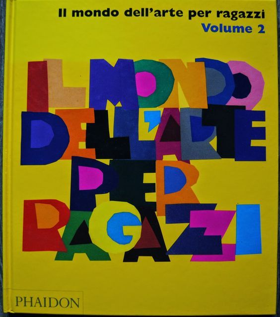 PiùArte : Libri d'arte per bambini 1
