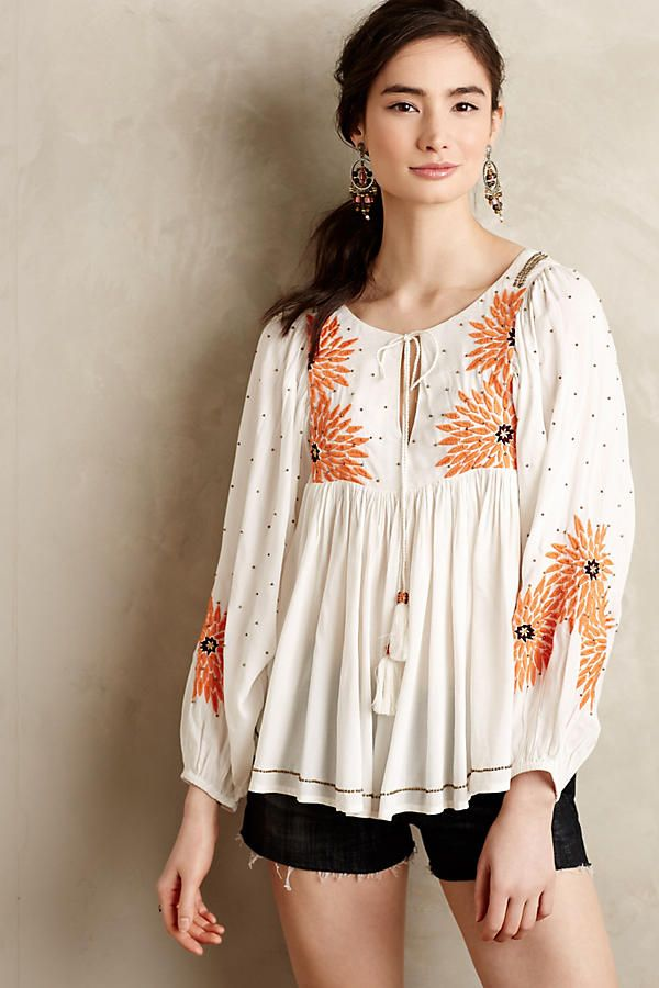 Shop the Austral Peasant Blouse and more Anthropologie at Anthropologie today. Read customer reviews, discover product details and more.