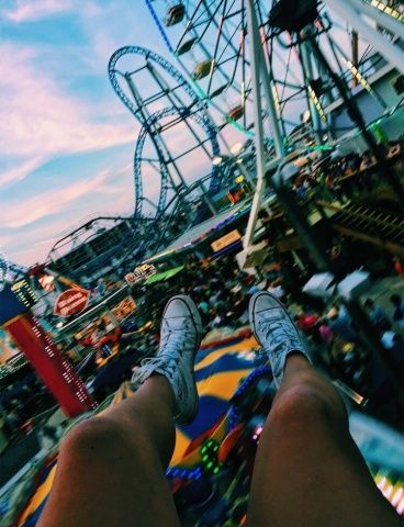 IMAGINE MY SURPRISE WHEN I FOUND AN AESTHETIC PIC FOR FREAKING PLAYLAND'S CA…Sabrina Lambeck