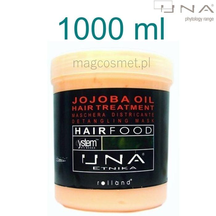 Una Jojoba Oil Hair Treatments Maska z Jojoba 1000ml - Drogeria Internetowa - Magcosmet