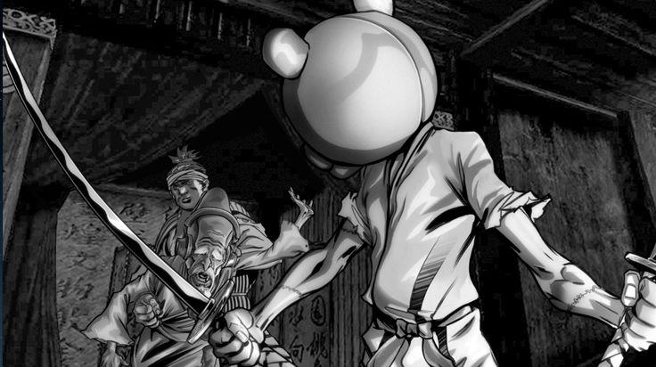 [Jeux Vidéo] Mini-Preview GamesCom - Afro Samurai 2 : Revenge of Kuma : http://www.zeroping.fr/actualite/jv/mini-preview-gamescom-afro-samurai-2-revenge-of-kuma/
