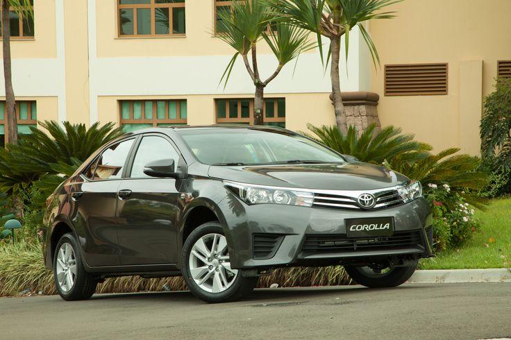 Corolla GLi é destaque da Toyota na Reatech 2015