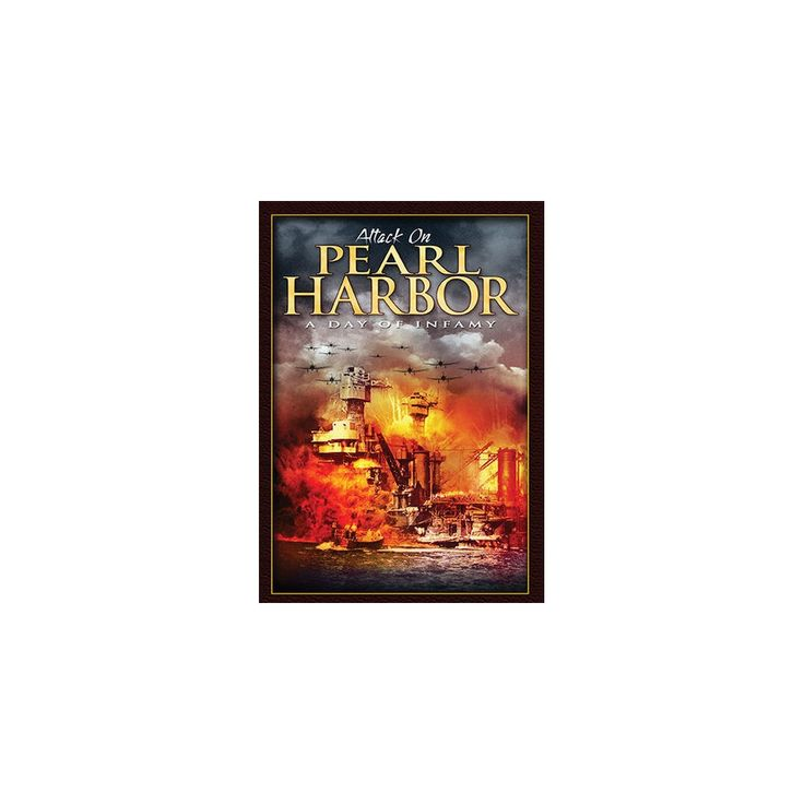 Attack on Pearl Harbor: A Day of Infamy (Dvd)
