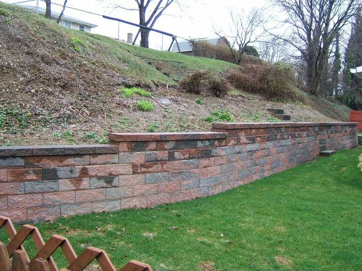 Wichman Landscape Construction Can Help You Maximize The Functional Size Of  Your Property With Retaining Walls In Pittsburgh. Contact Us For A Quote  For ...